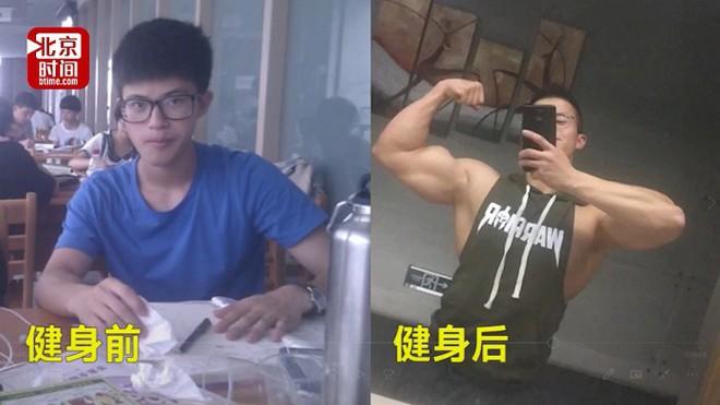 Nhờ xơi 70 lòng trắng trứng mỗi ngày, anh chàng 22 tuổi trở thành nhà vô địch thể hình cấp Đại học - Ảnh 5.