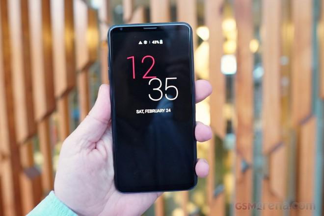 LG sắp tung ra V35 ThinQ với hai camera sau 16MP - Ảnh 2.