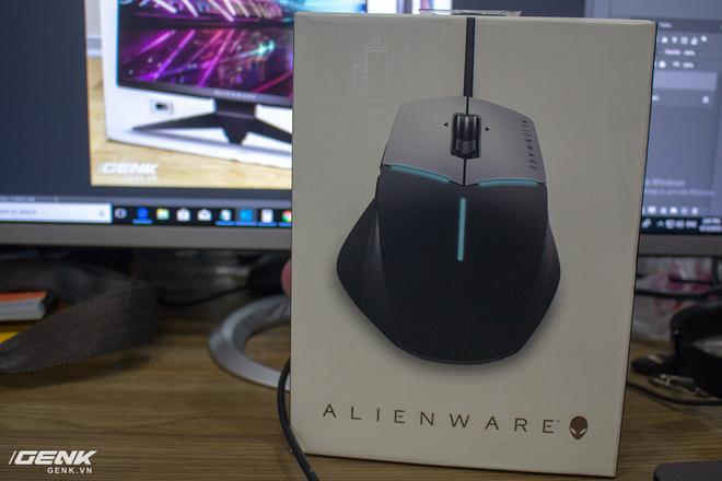 Alienware AW2518H Gaming Monitor: Chỉ là màn hình chơi game thôi, có cần phải ngầu và chất như vậy không? - Ảnh 16.
