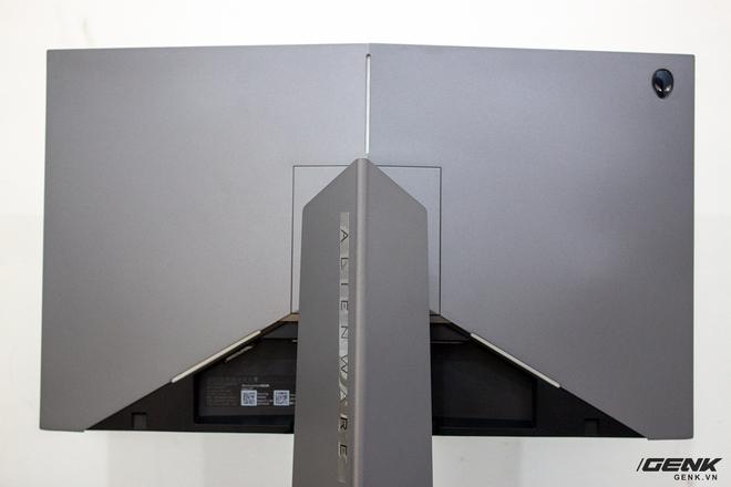 Alienware AW2518H Gaming Monitor: Chỉ là màn hình chơi game thôi, có cần phải ngầu và chất như vậy không? - Ảnh 10.
