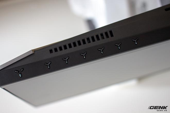 Alienware AW2518H Gaming Monitor: Chỉ là màn hình chơi game thôi, có cần phải ngầu và chất như vậy không? - Ảnh 12.