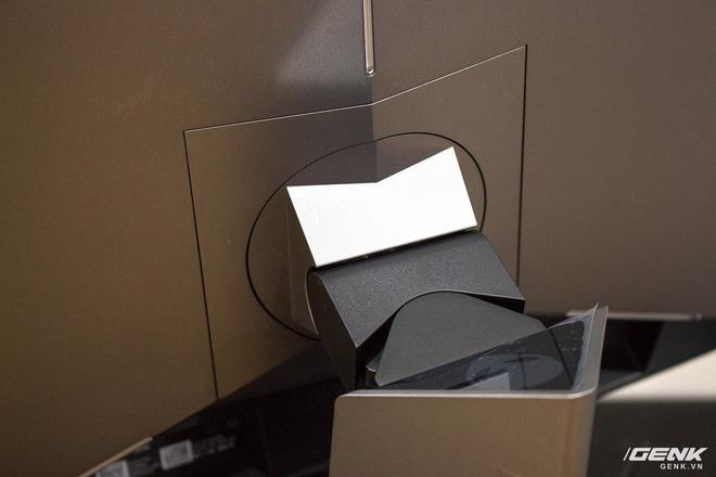 Alienware AW2518H Gaming Monitor: Chỉ là màn hình chơi game thôi, có cần phải ngầu và chất như vậy không? - Ảnh 9.