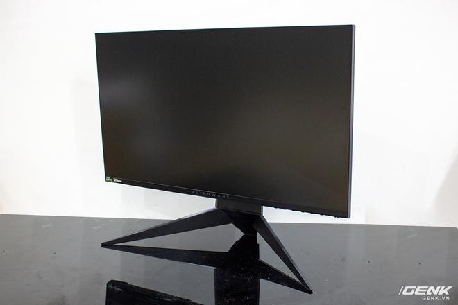 Alienware AW2518H Gaming Monitor: Chỉ là màn hình chơi game thôi, có cần phải ngầu và chất như vậy không? - Ảnh 8.