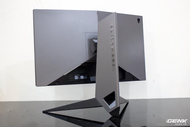 Alienware AW2518H Gaming Monitor: Chỉ là màn hình chơi game thôi, có cần phải ngầu và chất như vậy không? - Ảnh 6.