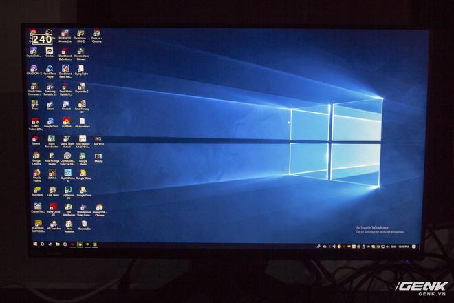 Alienware AW2518H Gaming Monitor: Chỉ là màn hình chơi game thôi, có cần phải ngầu và chất như vậy không? - Ảnh 14.