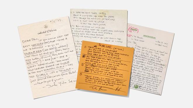 Tìm lại thanh xuân qua font chữ viết tay của những huyền thoại âm nhạc như Kurt Coban, John Lennon và David Bowie - Ảnh 5.