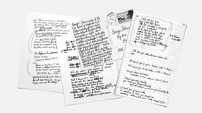 Tìm lại thanh xuân qua font chữ viết tay của những huyền thoại âm nhạc như Kurt Coban, John Lennon và David Bowie - Ảnh 11.