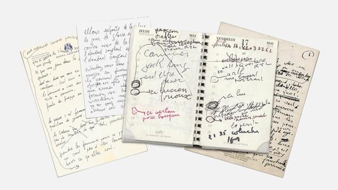 Tìm lại thanh xuân qua font chữ viết tay của những huyền thoại âm nhạc như Kurt Coban, John Lennon và David Bowie - Ảnh 14.