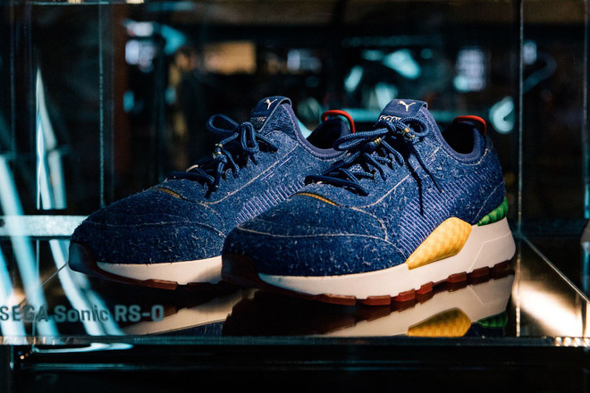 SEGA hợp tác PUMA cho ra mắt mẫu sneakers ấn tượng lấy cảm hứng từ Sonic the Hedgehog - Ảnh 7.