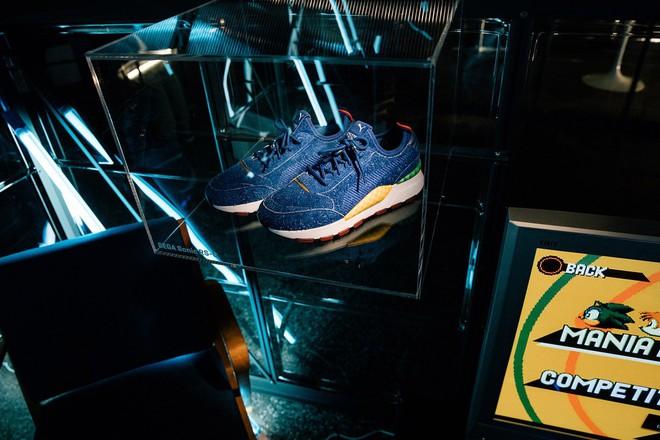 SEGA hợp tác PUMA cho ra mắt mẫu sneakers ấn tượng lấy cảm hứng từ Sonic the Hedgehog - Ảnh 5.