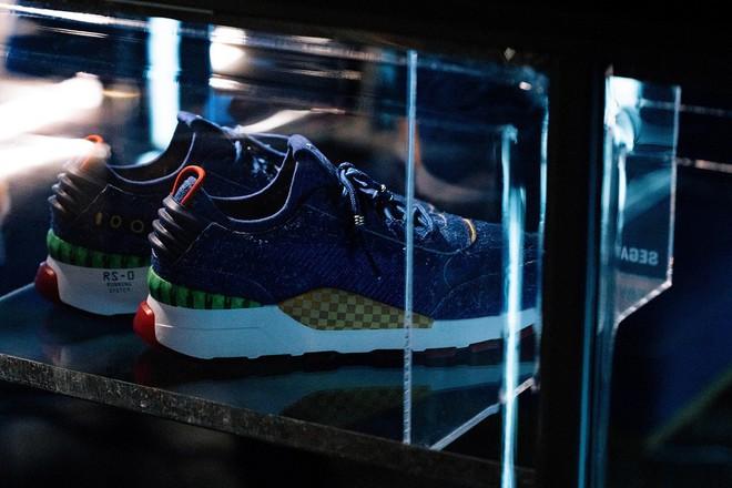 SEGA hợp tác PUMA cho ra mắt mẫu sneakers ấn tượng lấy cảm hứng từ Sonic the Hedgehog - Ảnh 4.