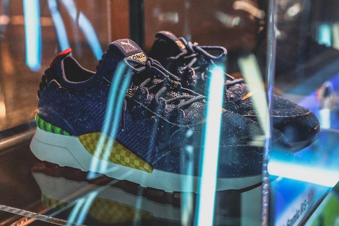 SEGA hợp tác PUMA cho ra mắt mẫu sneakers ấn tượng lấy cảm hứng từ Sonic the Hedgehog - Ảnh 8.