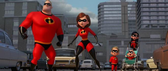 Trailer chính thức của Incredibles 2: Giải cứu thế giới sao khó bằng ở nhà trông con! - Ảnh 1.