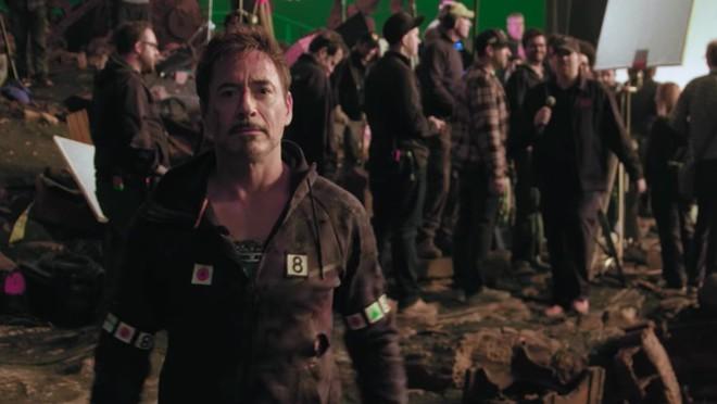 Nhưng ngài Stark của chúng ta thì Nope .