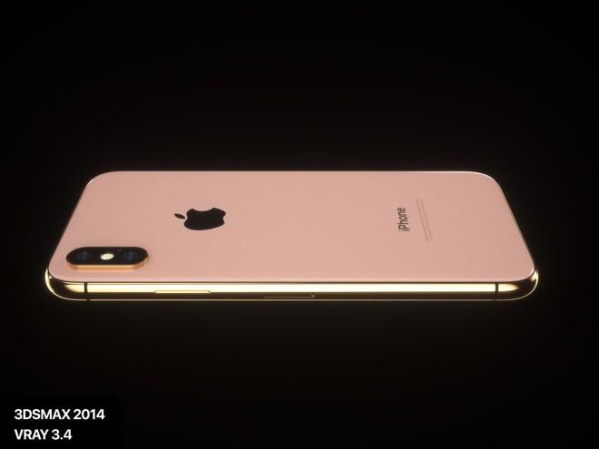 Ngắm concept iPhone X Blush Gold và (PRODUCT)RED, đẹp đến nỗi khó trở thành hiện thực - Ảnh 3.