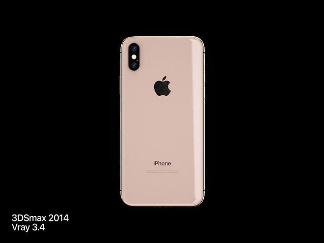 Ngắm concept iPhone X Blush Gold và (PRODUCT)RED, đẹp đến nỗi khó trở thành hiện thực - Ảnh 4.