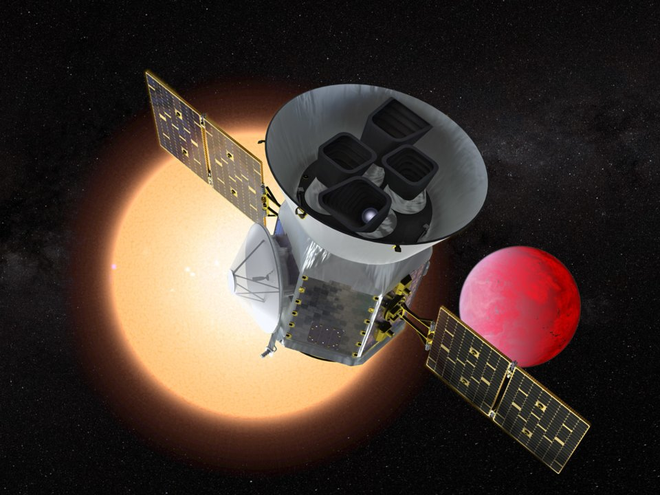 Sáng mai, SpaceX sẽ phóng kính viễn vọng của NASA lên vũ trụ, và đây là cách để xem trực tiếp quá trình này - Ảnh 1.