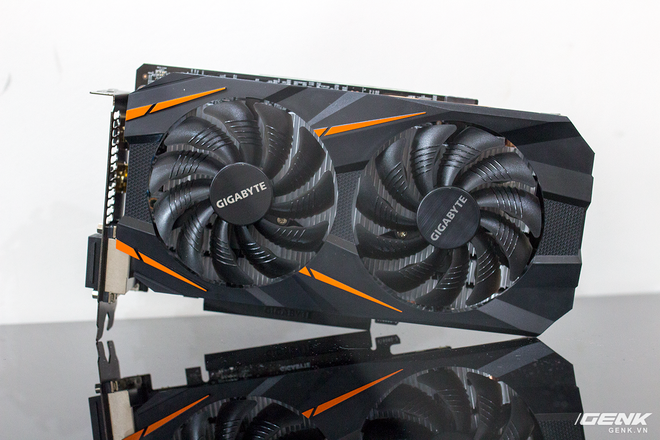 Mở hộp Gigabyte GeForce GTX 1060 phiên bản giới hạn Gigabyte Marines - Ảnh 3.