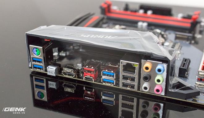 Mở hộp Gigabyte GeForce GTX 1060 phiên bản giới hạn Gigabyte Marines - Ảnh 13.