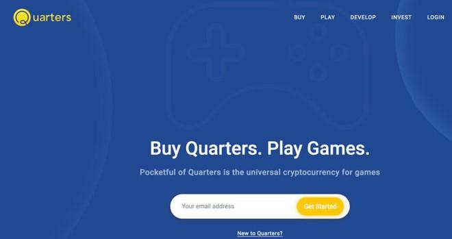 Pocketful of Quarters sẽ là một nền tảng tiền mã hóa làm thay đổi ngành công nghiệp game toàn cầu.