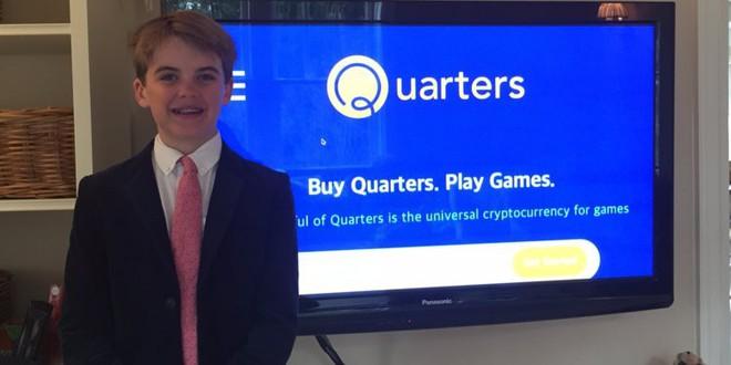 Một vị CEO mới chỉ 12 tuổi, đang cố gắng gây quỹ cho startup tiền mã hóa của mình.