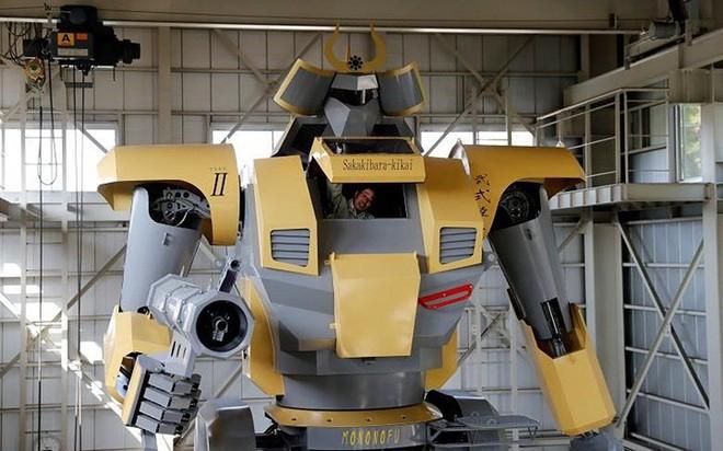 Kỹ sư Nhật biến giấc mơ Gundam khổng lồ thành hiện thực, cho thuê kiếm lời với giá 21 triệu/giờ - Ảnh 11.