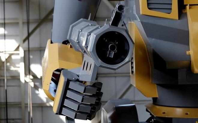 Kỹ sư Nhật biến giấc mơ Gundam khổng lồ thành hiện thực, cho thuê kiếm lời với giá 21 triệu/giờ - Ảnh 9.