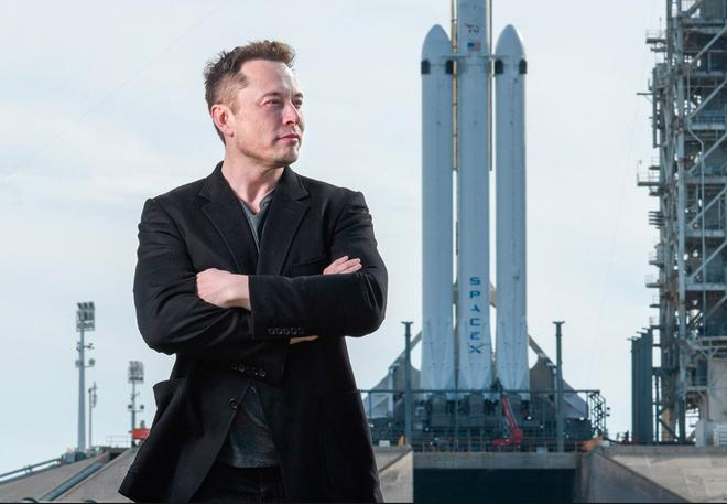Elon Musk cho biết SpaceX sẽ dùng bóng bay khổng lồ trong các giai đoạn phóng tên lửa - Ảnh 2.
