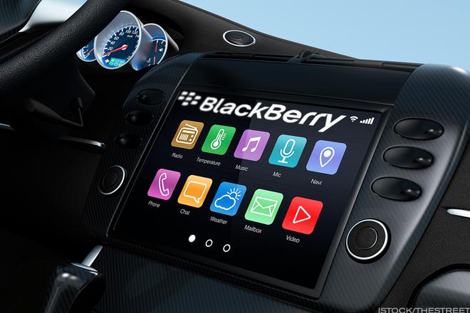 Thất bại với smartphone, BlackBerry nỗ lực thống trị thị trường bảo mật cho ô tô tự lái - Ảnh 2.