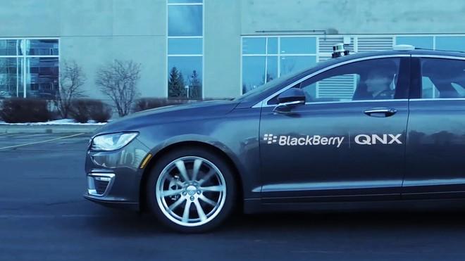 Thất bại với smartphone, BlackBerry nỗ lực thống trị thị trường bảo mật cho ô tô tự lái - Ảnh 1.