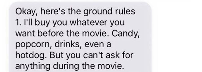 Đặt ra 6 quy tắc khắt khe trước khi đưa bạn gái đi xem Avengers: Infinity War, chàng trai được Internet ủng hộ nhiệt liệt - Ảnh 3.