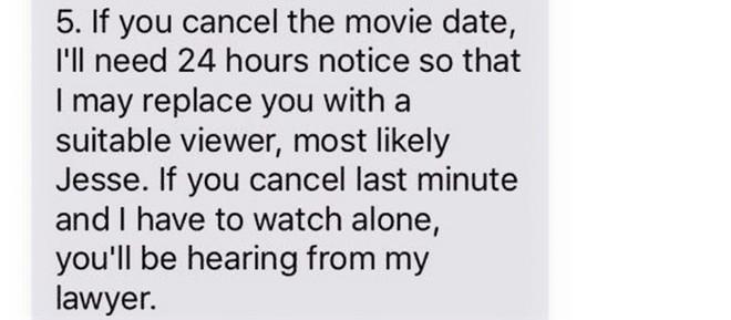 Đặt ra 6 quy tắc khắt khe trước khi đưa bạn gái đi xem Avengers: Infinity War, chàng trai được Internet ủng hộ nhiệt liệt - Ảnh 8.