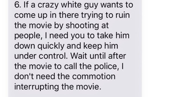 Đặt ra 6 quy tắc khắt khe trước khi đưa bạn gái đi xem Avengers: Infinity War, chàng trai được Internet ủng hộ nhiệt liệt - Ảnh 9.