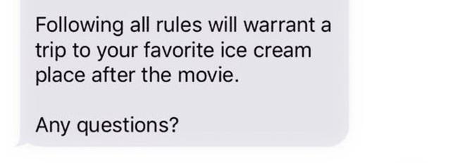 Đặt ra 6 quy tắc khắt khe trước khi đưa bạn gái đi xem Avengers: Infinity War, chàng trai được Internet ủng hộ nhiệt liệt - Ảnh 10.