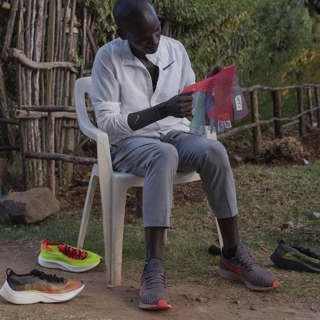 Flyprint: Công nghệ dệt 3D tối tân giúp Nike tăng tốc độ gia công giày lên 16 lần - Ảnh 7.