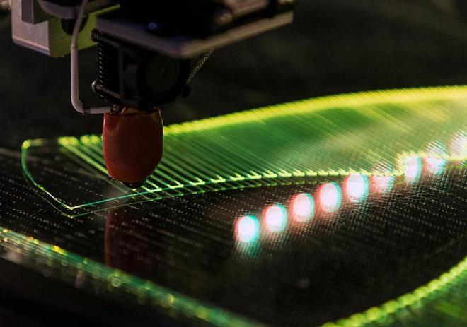 Flyprint: Công nghệ dệt 3D tối tân giúp Nike tăng tốc độ gia công giày lên 16 lần - Ảnh 3.