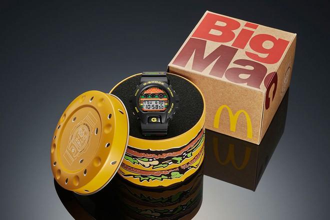 Uniqlo hợp tác với McDonald's ra mắt bộ áo phông siêu dễ thương, mặc đi ăn sẽ được giảm 21.000 đồng - Ảnh 11.
