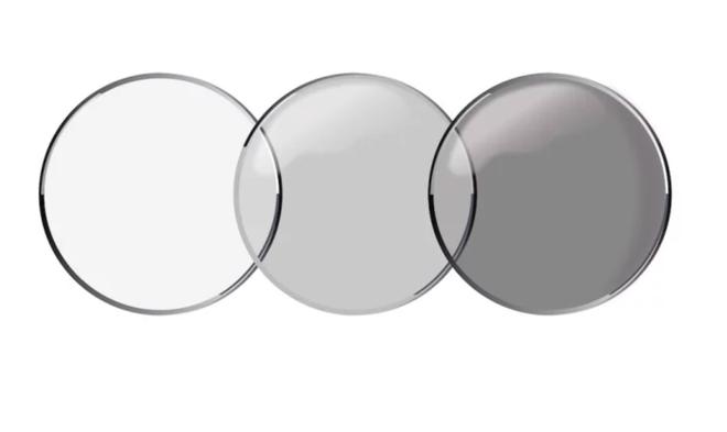 FDA vừa mới phê duyệt một loại kính áp tròng có thể chuyển thành màu tối trong ánh nắng mặt trời - Ảnh 3.