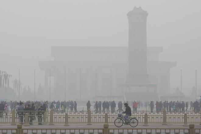 Con số gây sốc: 95% dân cư toàn thế giới đang phải sinh sống trong bầu không khí dưới mức tiêu chuẩn - Ảnh 2.