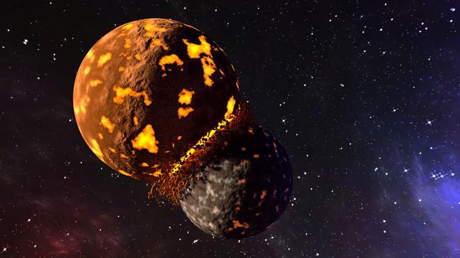 Những khối kim cương ngoài Trái Đất này tới từ một thế giới đã biến mất từ lâu - Ảnh 1.