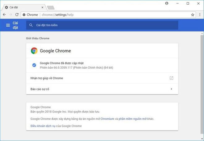 Google ra mắt Chrome 66: tập trung vá lỗ hổng, mặc định tắt tiếng nội dung chạy nền, bảo vệ sâu hơn - Ảnh 1.