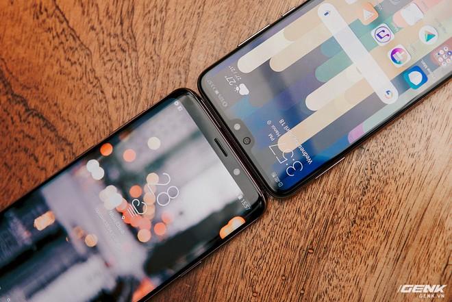 So găng thiết kế Huawei P20 Pro, Galaxy S9+ và iPhone X: theo bạn đâu là smartphone đẹp nhất? - Ảnh 5.