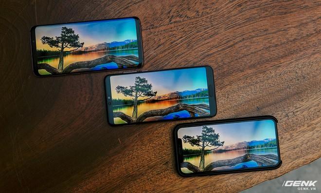 So găng thiết kế Huawei P20 Pro, Galaxy S9+ và iPhone X: theo bạn đâu là smartphone đẹp nhất? - Ảnh 10.