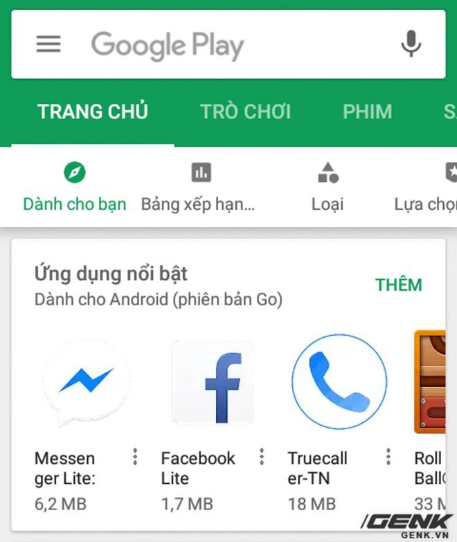 Android Go trên Nokia 1 có gì đặc biệt? - Ảnh 2.