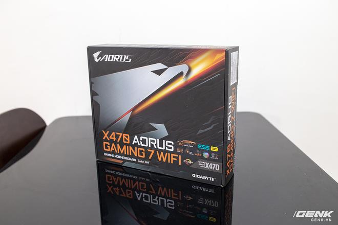 Sản phẩm HOT trong tuần: Bộ đôi trai tài gái sắc AMD Ryzen R5 2600X + Gigabyte X470 Aorus Gaming 7 Wifi - Ảnh 1.