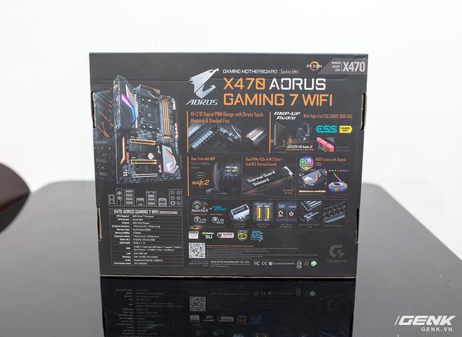 Sản phẩm HOT trong tuần: Bộ đôi trai tài gái sắc AMD Ryzen R5 2600X + Gigabyte X470 Aorus Gaming 7 Wifi - Ảnh 2.