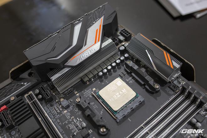 Sản phẩm HOT trong tuần: Bộ đôi trai tài gái sắc AMD Ryzen R5 2600X + Gigabyte X470 Aorus Gaming 7 Wifi - Ảnh 4.