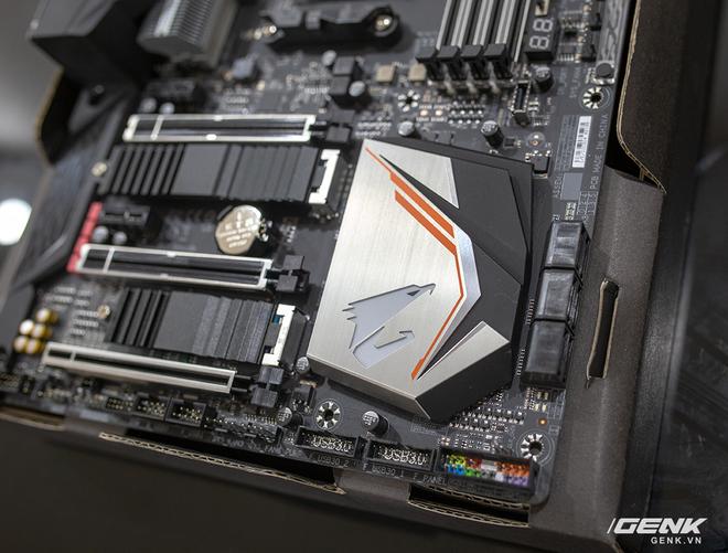 Sản phẩm HOT trong tuần: Bộ đôi trai tài gái sắc AMD Ryzen R5 2600X + Gigabyte X470 Aorus Gaming 7 Wifi - Ảnh 5.