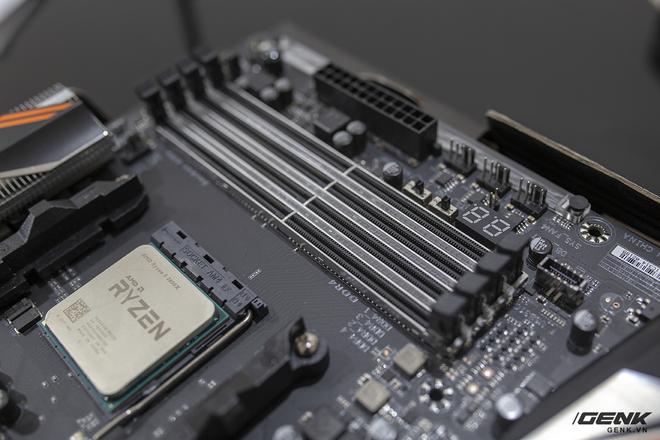Sản phẩm HOT trong tuần: Bộ đôi trai tài gái sắc AMD Ryzen R5 2600X + Gigabyte X470 Aorus Gaming 7 Wifi - Ảnh 7.