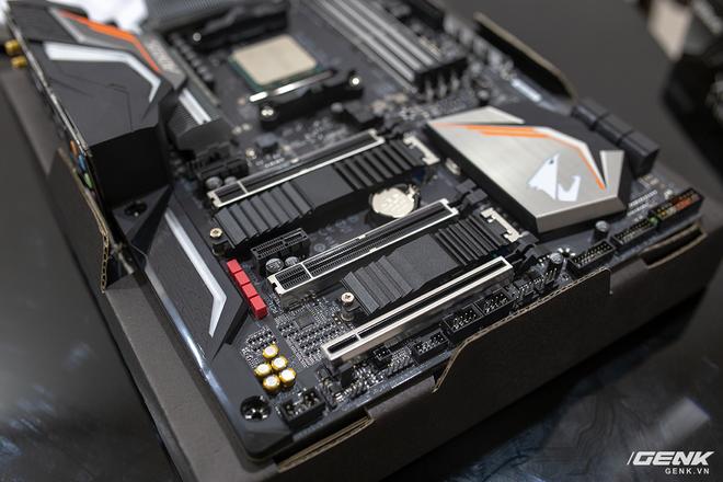 Sản phẩm HOT trong tuần: Bộ đôi trai tài gái sắc AMD Ryzen R5 2600X + Gigabyte X470 Aorus Gaming 7 Wifi - Ảnh 8.